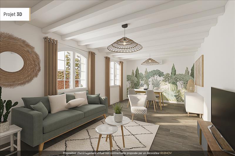 Vente Maison AUTHON EBEON (17770) - 4 pièces - 120 m² -