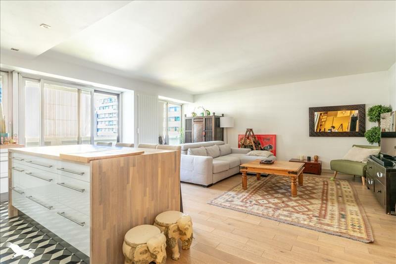 Vente Appartement BORDEAUX (33000) - 4 pièces - 105 m² - Quartier Bordeaux Judaique - Ornano - Meriadeck