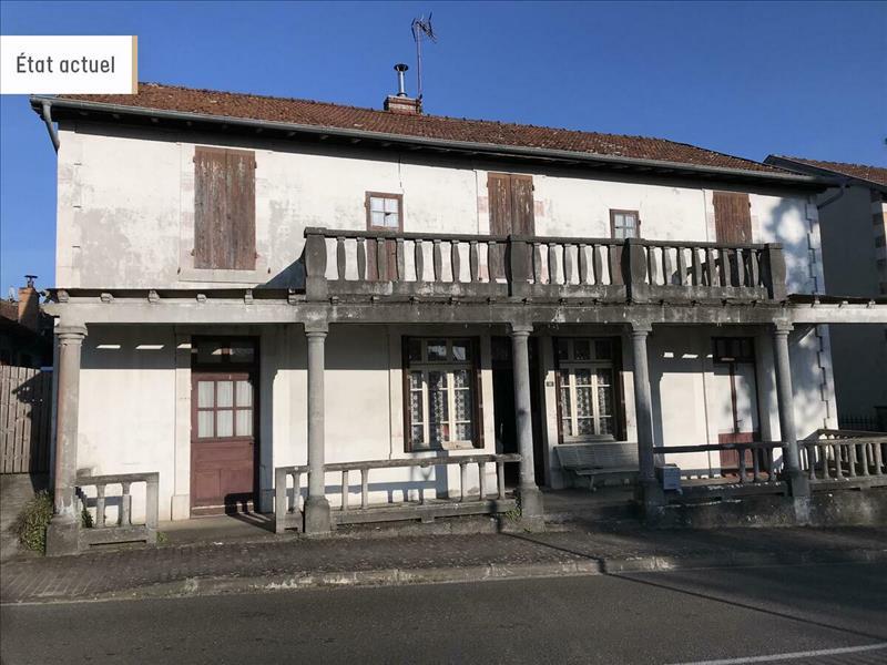 Vente Maison BROCAS (40420) - 10 pièces - 263 m² -