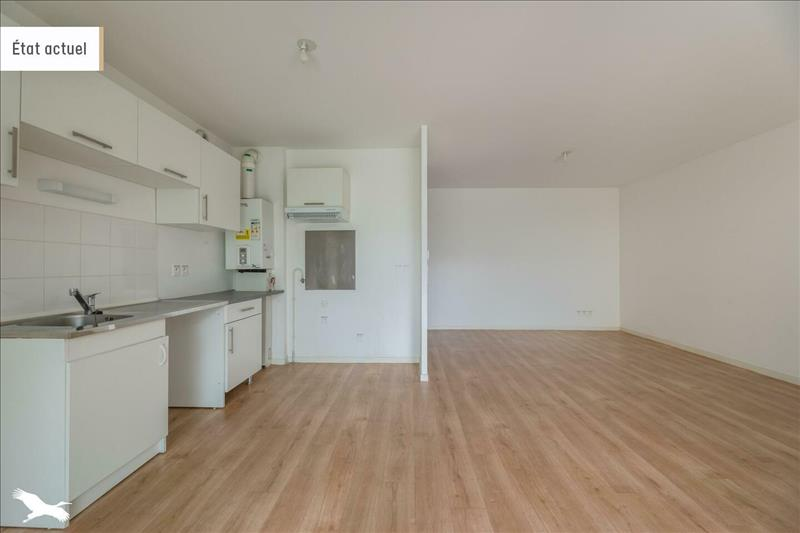 Vente Appartement BEGLES (33130) - 4 pièces - 80 m² - Quartier Bègles Mairie-Bourg
