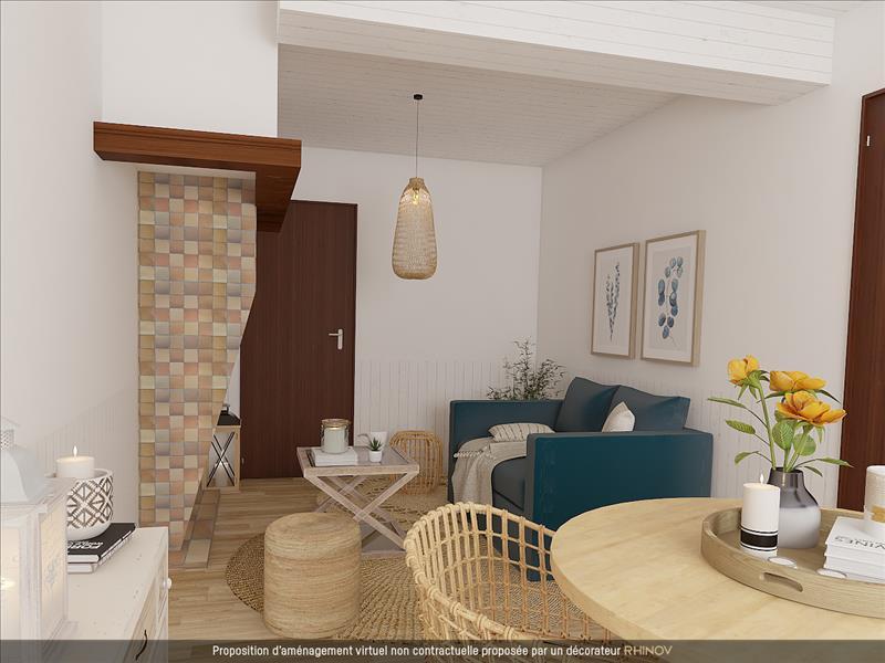 Vente Maison ARVIGNA (09100) - 5 pièces - 92 m² -