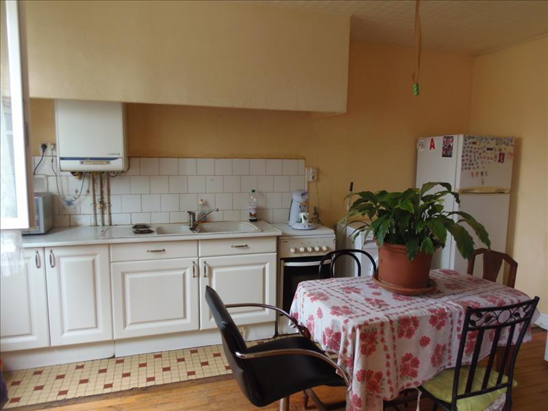 Maison ST FRONT DE PRADOUX - 3 pièces  -   74 m²