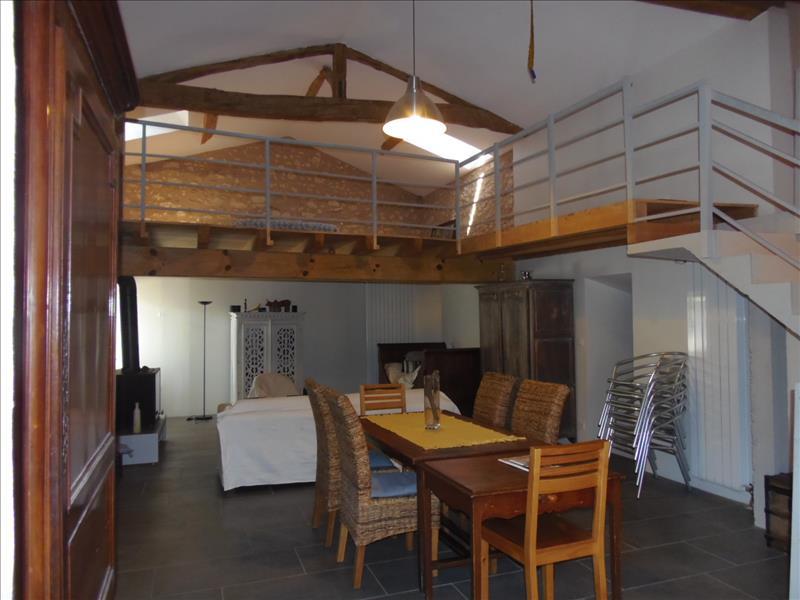 Maison BOURGNAC - 4 pièces  -   165 m²