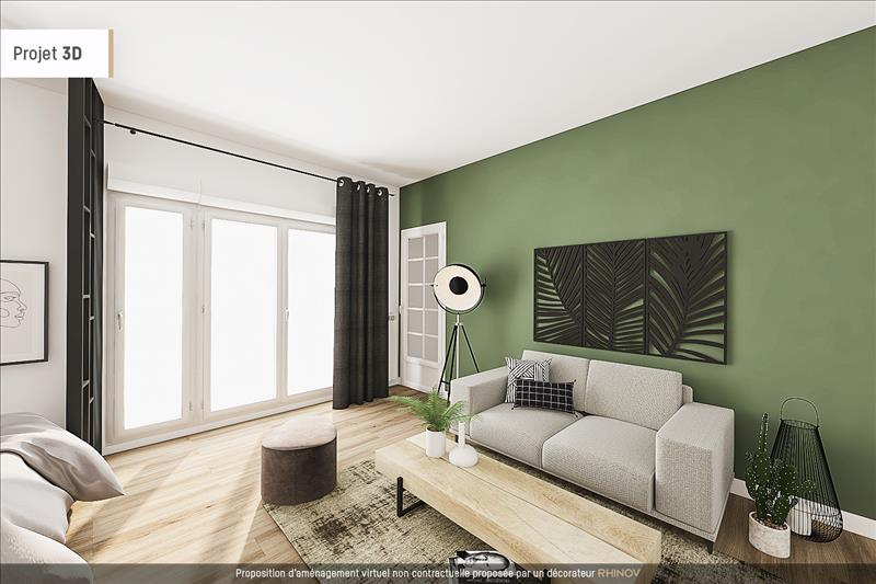 Vente Appartement BAYONNE (64100) - 1 pièce - 50 m² -