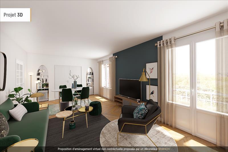 Vente Appartement BAYONNE (64100) - 4 pièces - 133 m² -