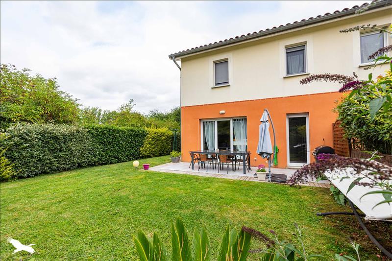 Vente Maison Seysses 31600 4 Pieces 90 M 492 128 Bourse De L Immobilier