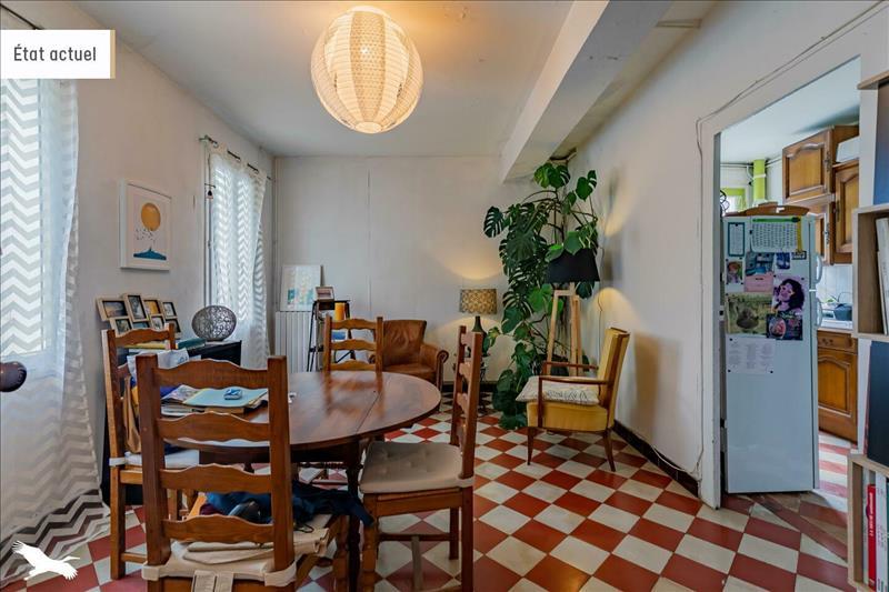 Vente Maison ARVEYRES (33500) - 5 pièces - 95 m² -