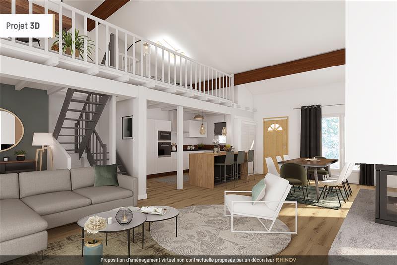 Vente Maison AUREVILLE (31320) - 7 pièces - 185 m² -