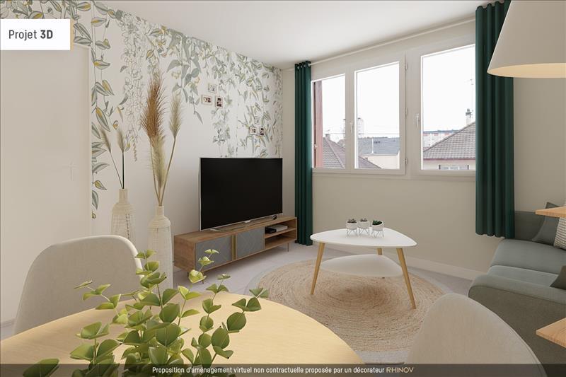 Vente Appartement BEZONS (95870) - 2 pièces - 41 m² -