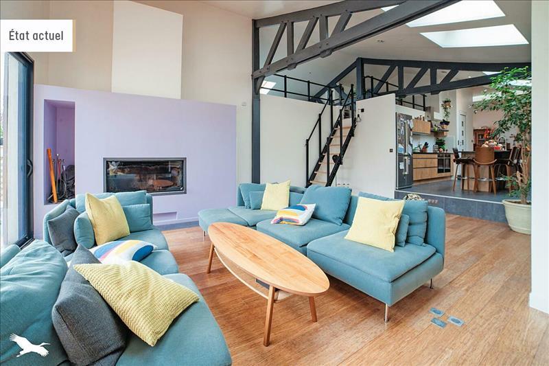 Vente Maison BEZONS (95870) - 8 pièces - 290 m² -