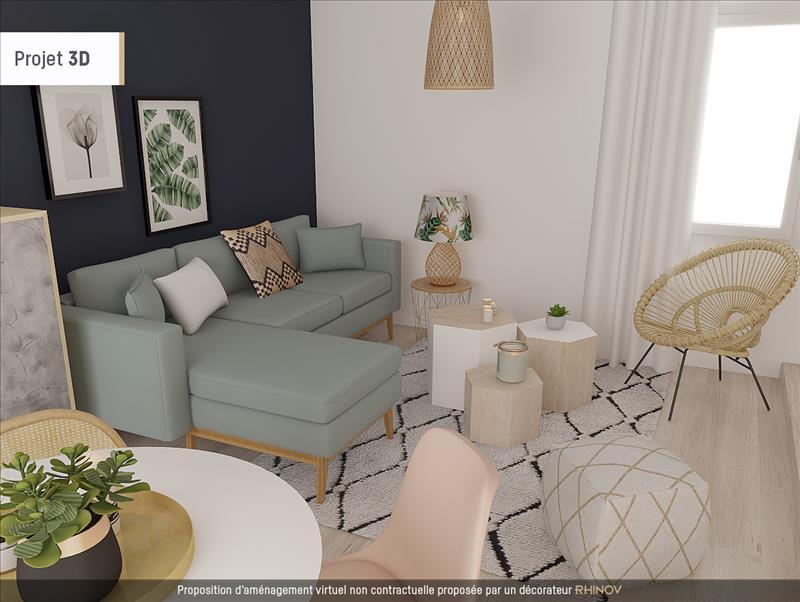 Vente Maison JAVREZAC (16100) - 2 pièces - 72 m² -