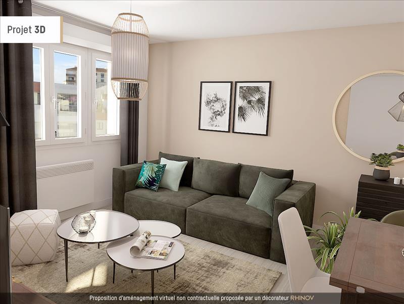 Vente Appartement ROYAN (17200) - 2 pièces - 37 m² -