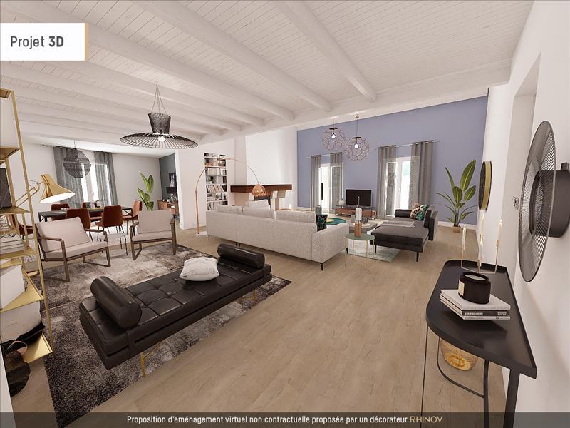 Vente Maison CABARIOT (17430) - 10 pièces - 406 m² -