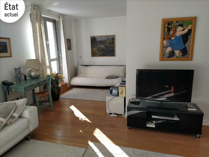 Vente Appartement BORDEAUX (33000) - 4 pièces - 89 m² - Quartier Bordeaux Jardin Public - St Seurin - Croix Blanche