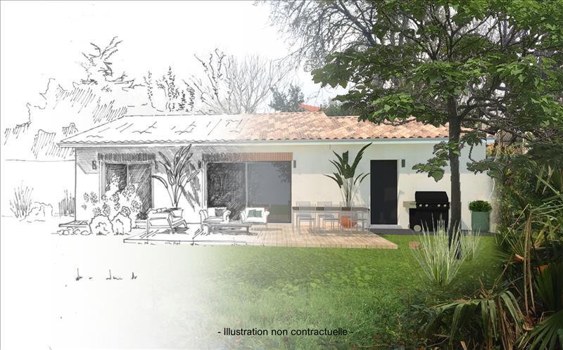 Vente Terrain BESSIERES (31660) - 440 m² -