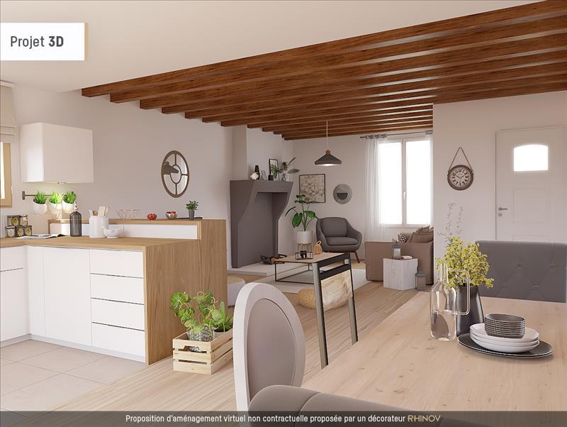 Vente Maison BALIZAC (33730) - 4 pièces - 180 m² -