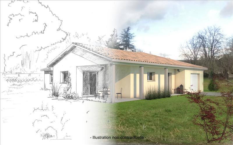 Vente Terrain NOAILLAN (33730) - 1002 m² -