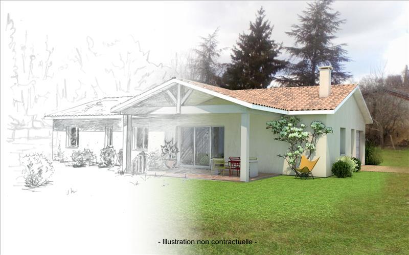 Vente Terrain NOAILLAN (33730) - 1003 m² -