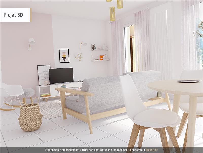 Vente Appartement CORNEBARRIEU (31700) - 3 pièces - 66 m² -