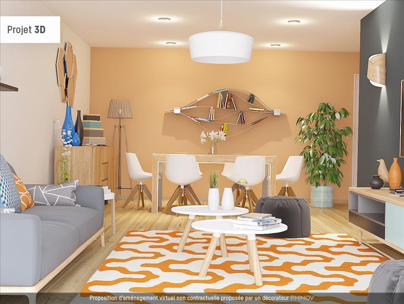 Vente Appartement CORNEBARRIEU (31700) - 2 pièces - 47 m² -