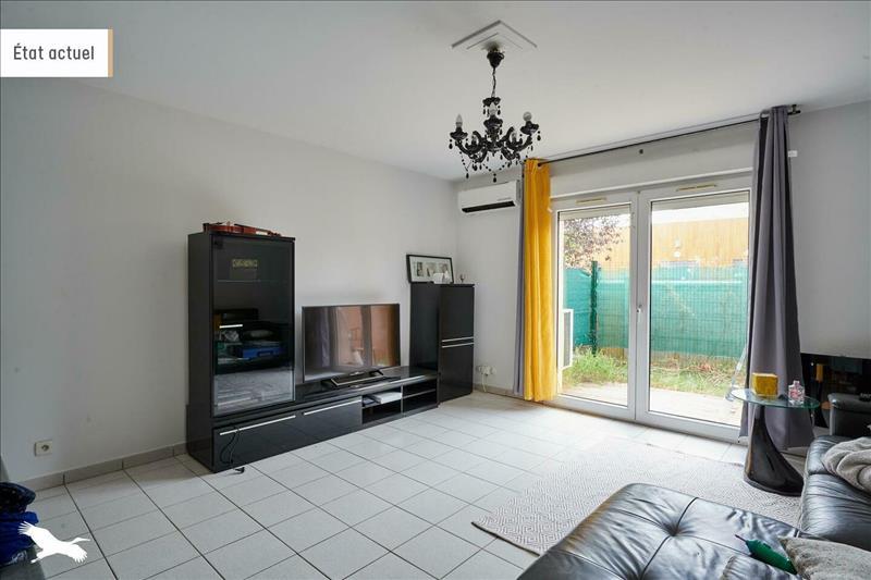 Vente Maison BLAGNAC (31700) - 3 pièces - 71 m² - Quartier Blagnac|Grand-Noble - Brassens