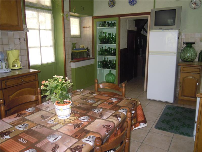 Maison RIBERAC - 7 pièces  -   160 m²