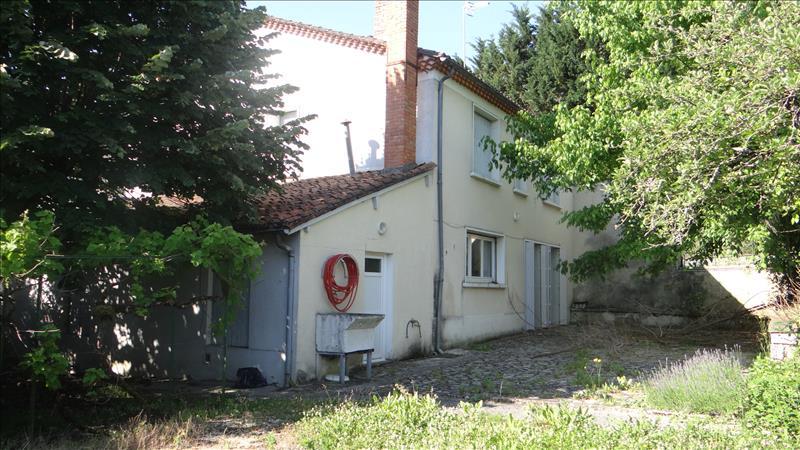 Maison RIBERAC - 8 pièces  -   206 m²
