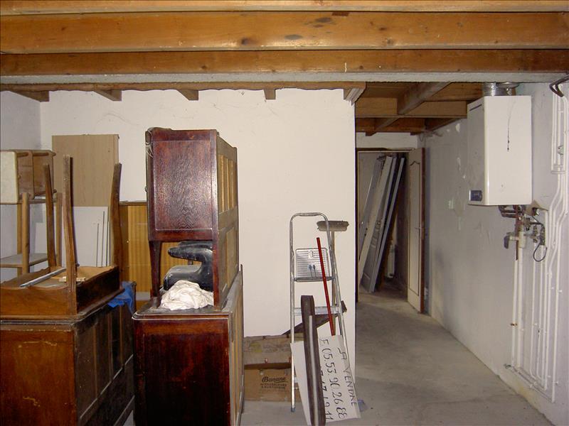 Maison RIBERAC - 7 pièces  -   117 m²