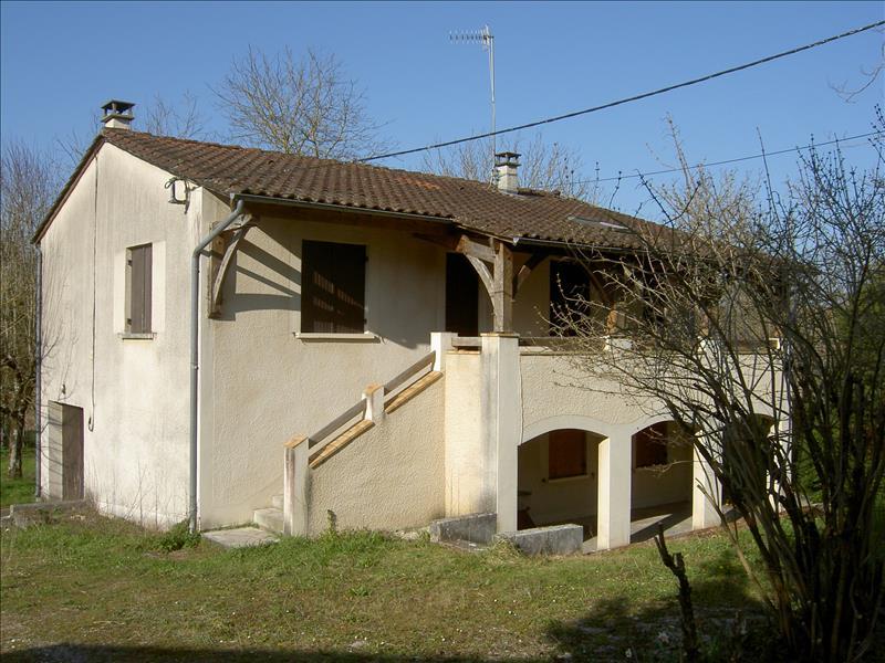 Maison ST MEARD DE DRONE - 4 pièces  -   80 m²