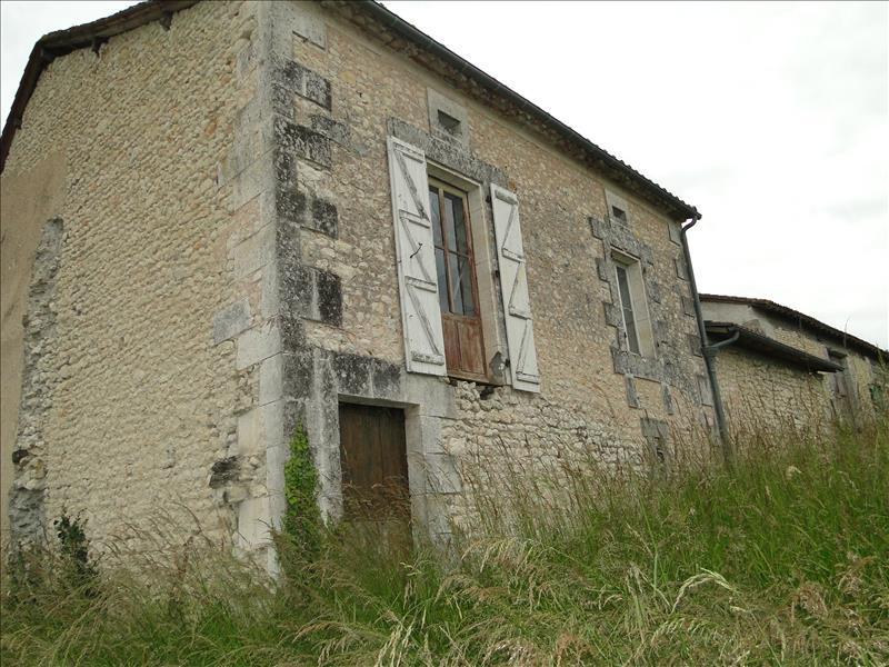 Maison NANTEUIL AURIAC DE BOURZAC - 5 pièces  -   90 m²