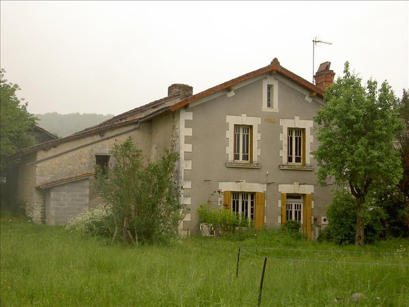 Maison GRAND BRASSAC - (24)