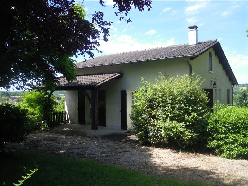 Maison RIBERAC - 6 pièces  -   137 m²