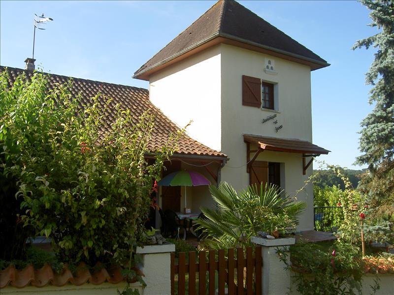 Maison ST PARDOUX DE DRONE - 6 pièces  -   94 m²