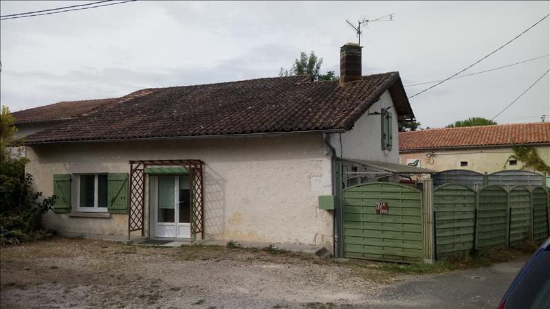 Maison  - 4 pièces    - 59 m² - RIBERAC (24)