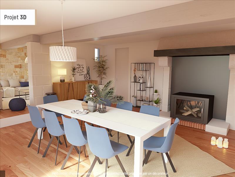 Vente Maison ST MEARD DE DRONE (24600) - 5 pièces - 152 m² -