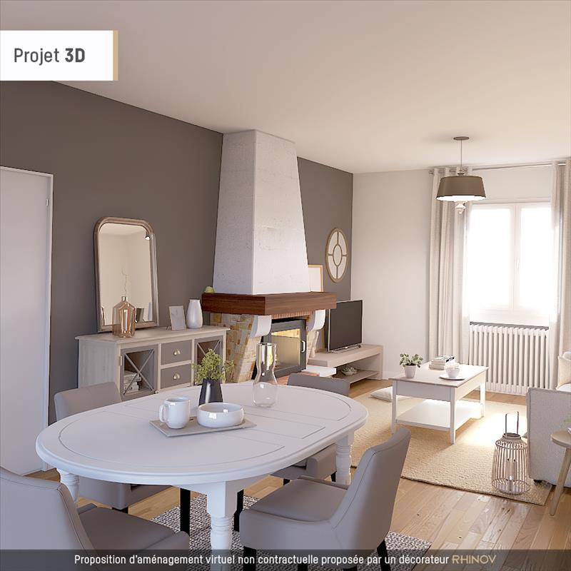 Vente Maison ALLEMANS (24600) - 4 pièces - 92 m² -