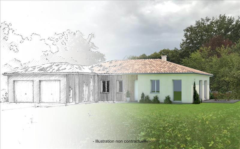 Vente Terrain BOURG DU BOST (24600) - 3280 m² -