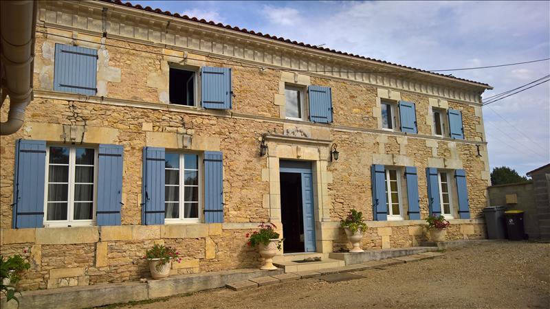 Vente Maison ST CAPRAIS DE BLAYE  (33820)