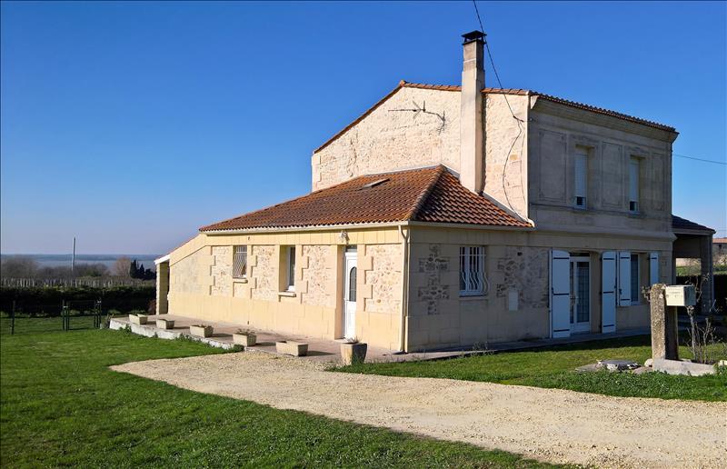 Vente Maison BLAYE  (33390)