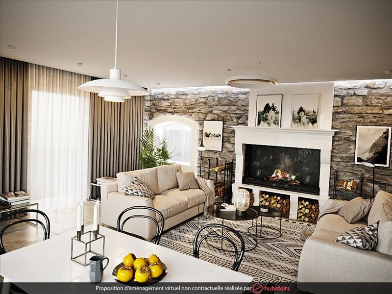 Vente Immeuble PLASSAC (33390) - 290 m² -