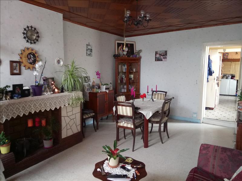 Vente Maison ST CIERS SUR GIRONDE (33820) - 3 pièces - 83 m² -