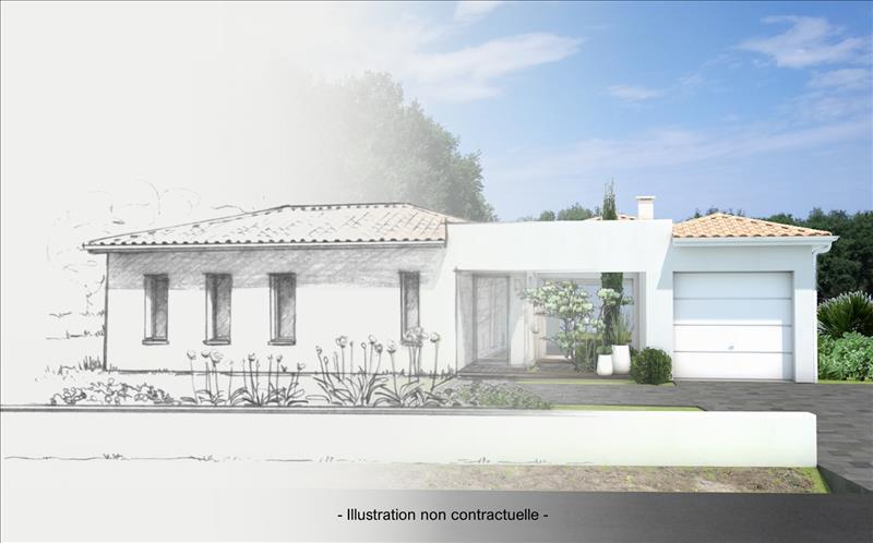 Vente Terrain PLASSAC (33390) - 3244 m² -
