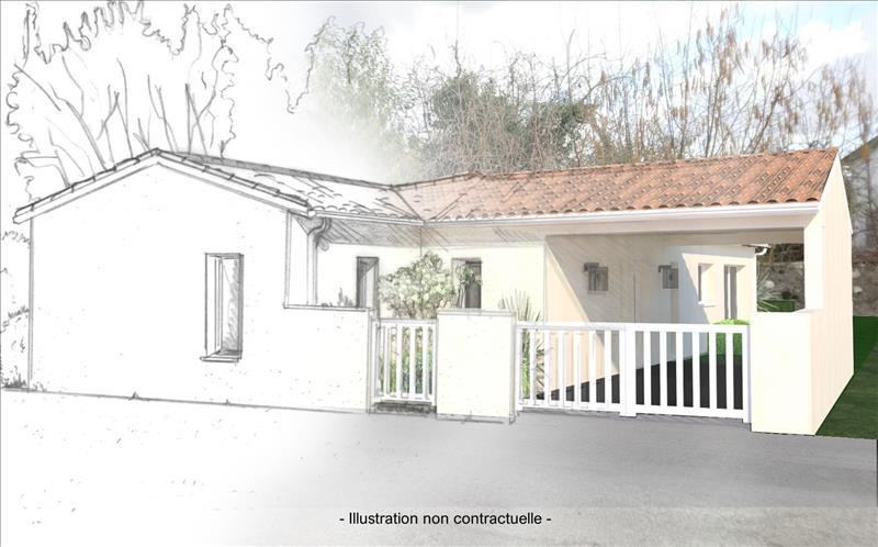 Vente Terrain ST CIERS SUR GIRONDE (33820) - 468 m² -