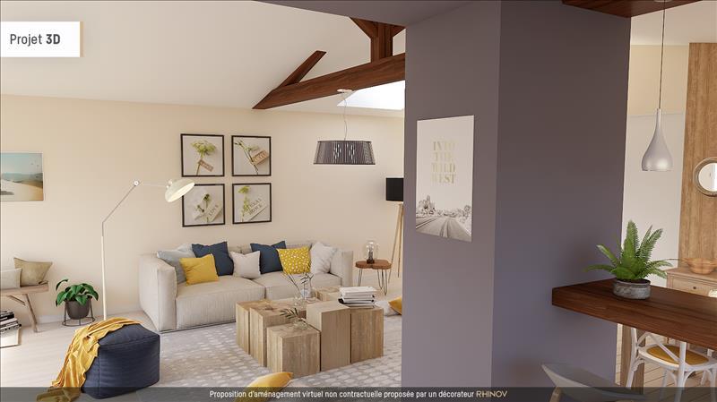Vente Maison ST CIERS SUR GIRONDE (33820) - 5 pièces - 133 m² -