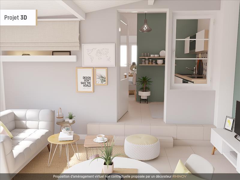 Vente Maison BLAYE (33390) - 4 pièces - 110 m² -
