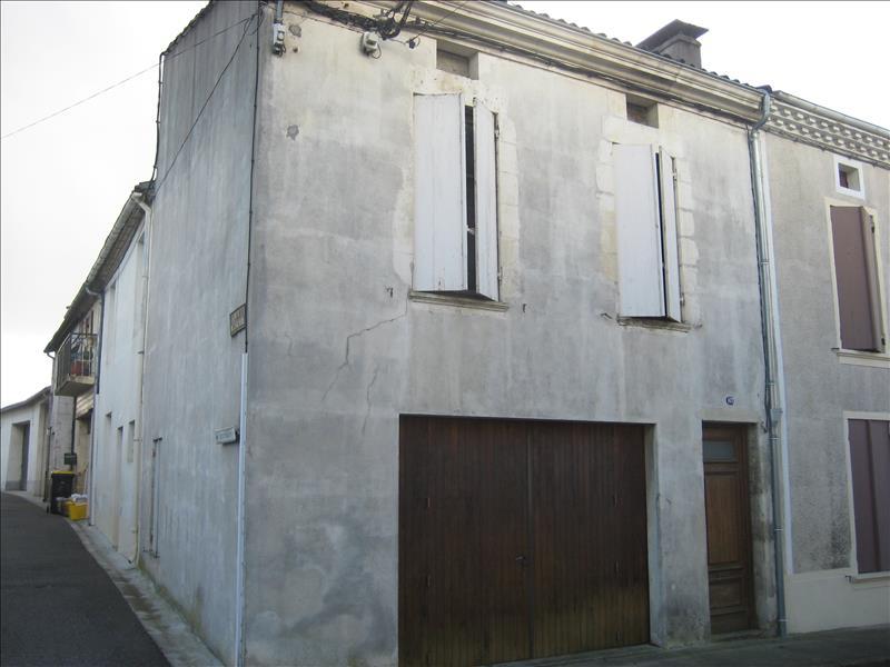 Maison LA REOLE - 2 pièces  -   35 m²