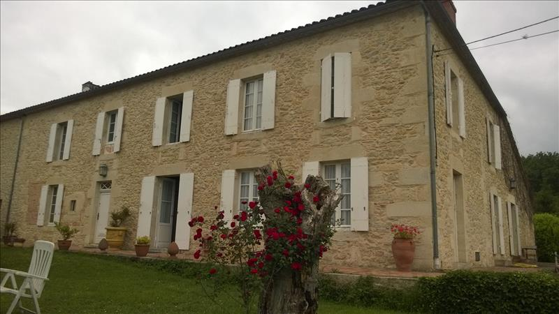 Vente Maison NEUFFONS (33580) - 9 pièces 420 m²