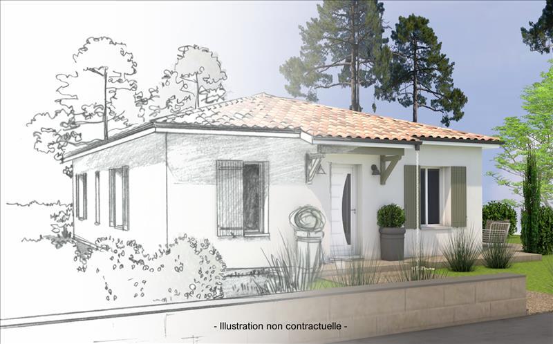 Vente Terrain LES ESSEINTES (33190) - 3583 m² -