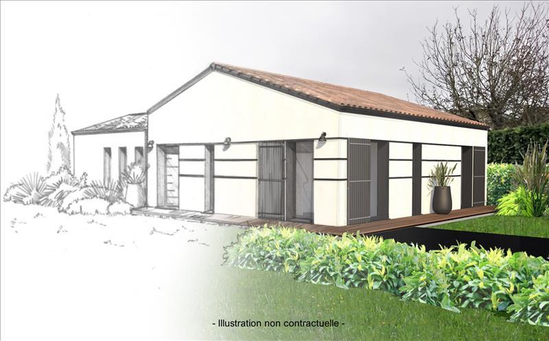 Vente Terrain ST SEURIN SUR L ISLE (33660) - 607 m² -