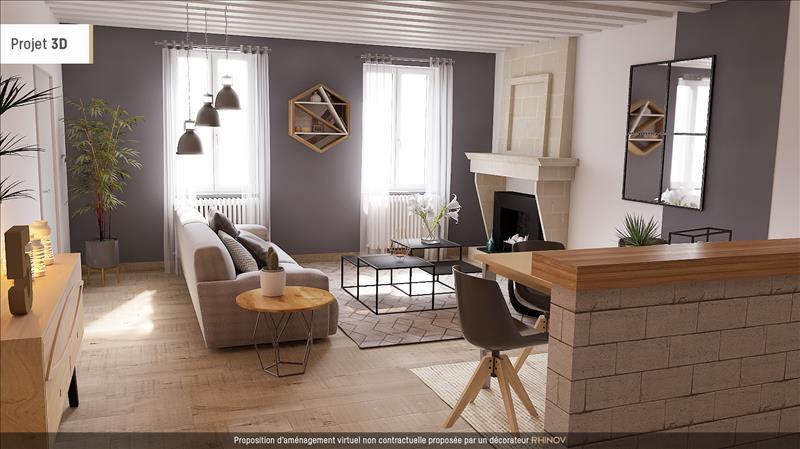 Vente Maison MOULIN NEUF (24700) - 6 pièces - 179 m² -